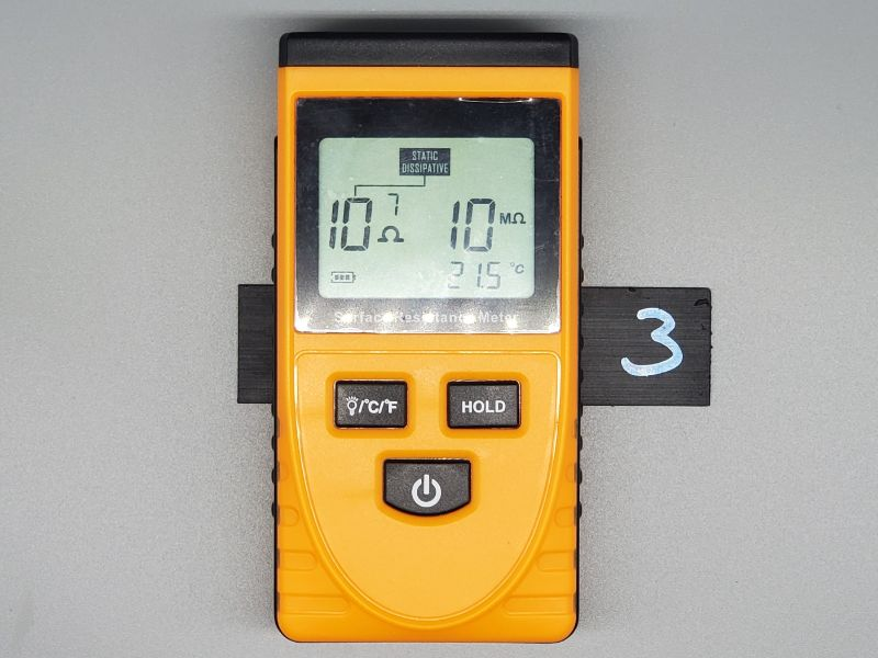 dissipative meter reading