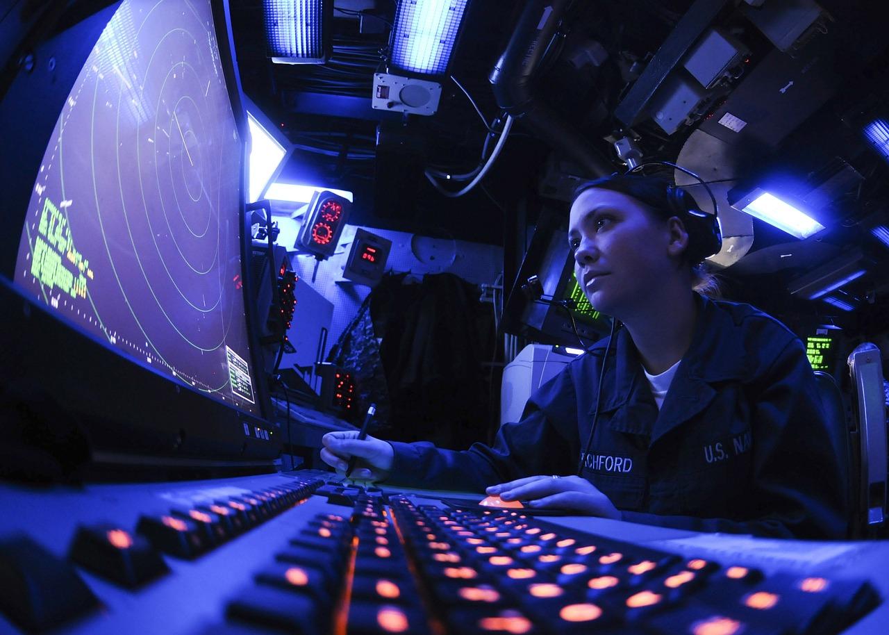 Radar monitoring